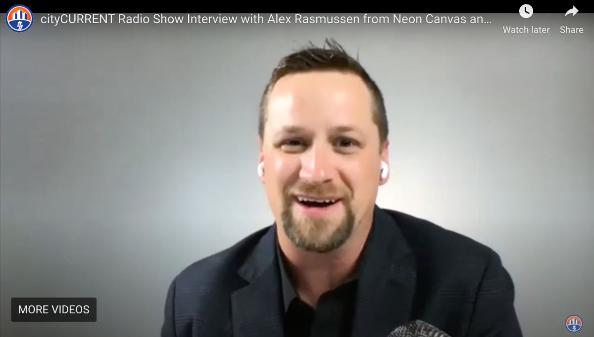 cityCURRENT Interview with Alex Rasmussen